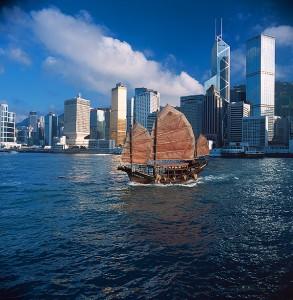 Hong Kong - la porta della Cina