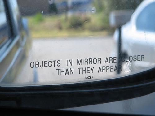objectsinmirror